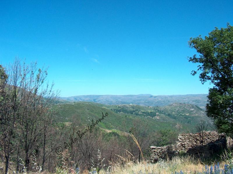 Vista desde la Sierra Umbria